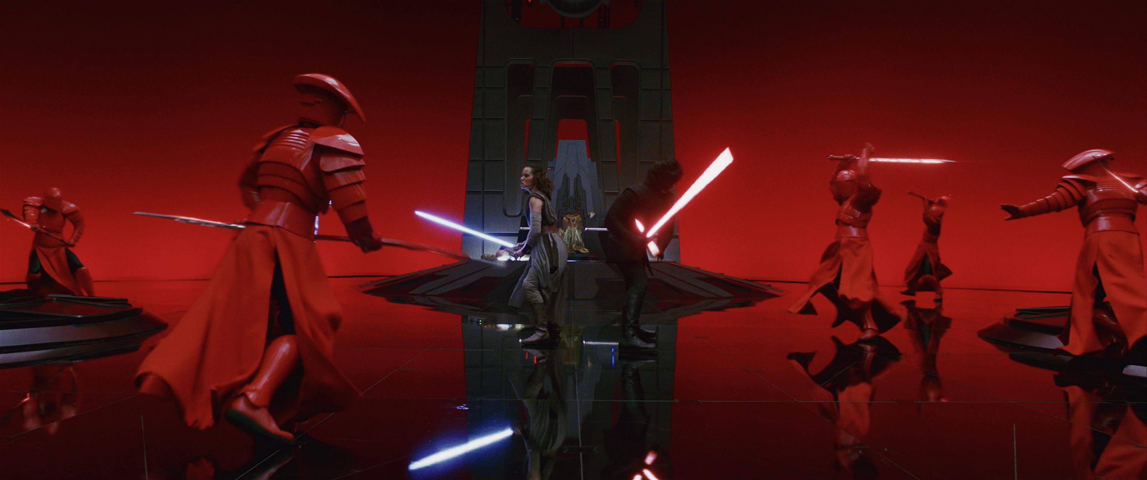 Last Jedi 4k Screenshots Zoom Comics