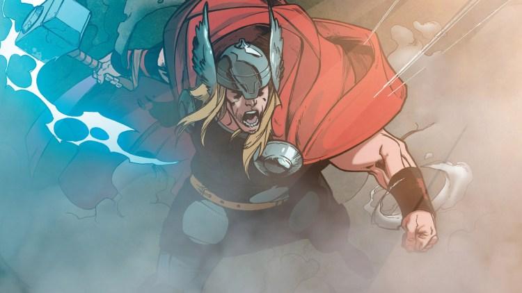 Angry Thor