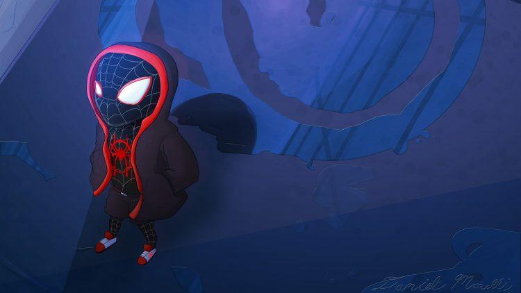 Chibi Spider-verse Spider-man