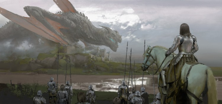 Dragon Confrontation