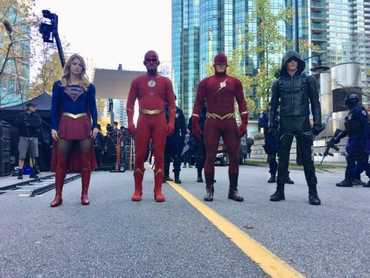 Elseworlds lineup