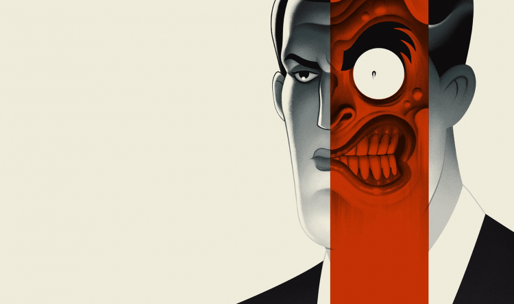Epic Two Face wallpaper