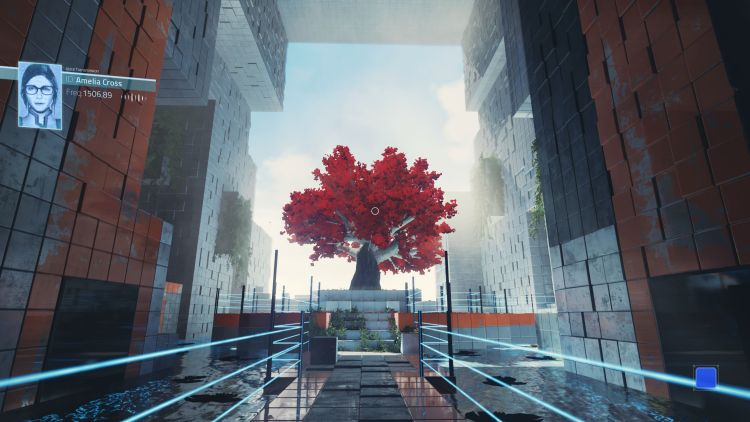 Qube 2 Tree