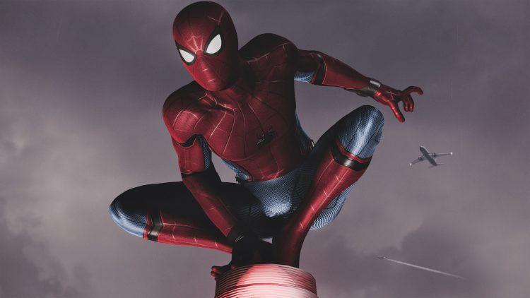 Spider-man in 4k