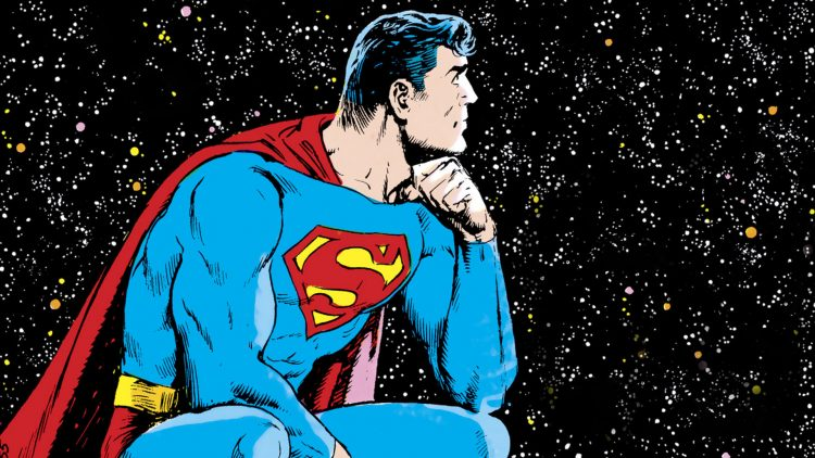 Superman thinking