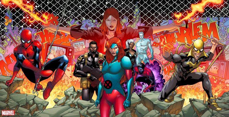 Typhoid Fever X-Men #1