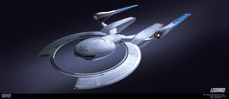 USS Leonard