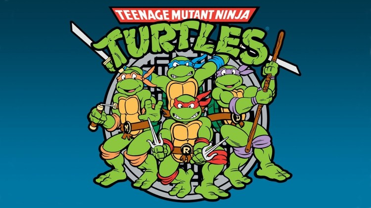 Classic TMNT Cartoon