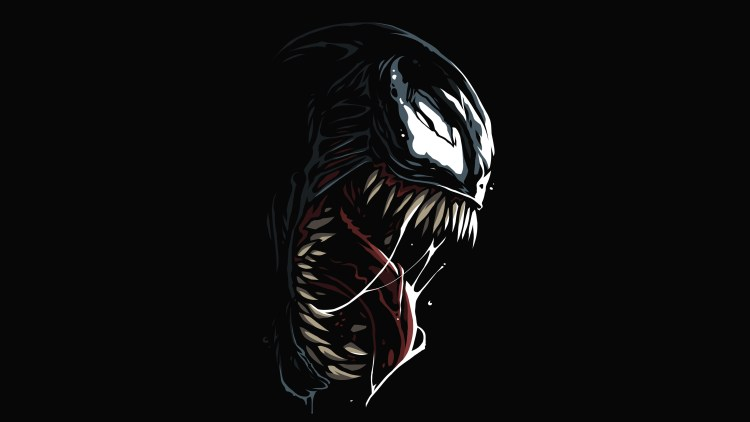 Venom is gooey