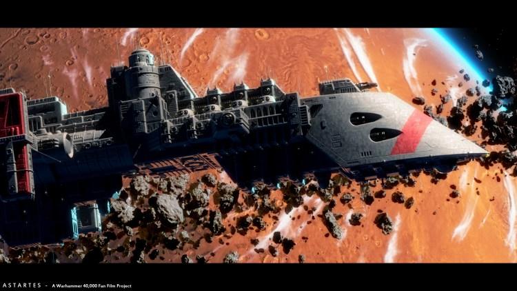 Astartes ship