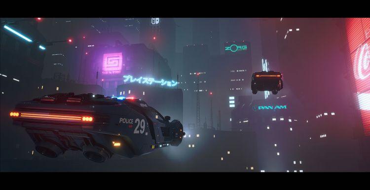 Future cops