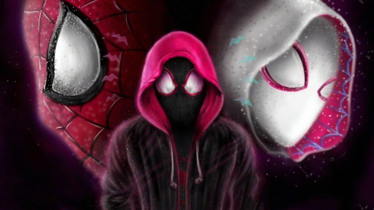 Spider-man, Spider-man, Spider-Ghost