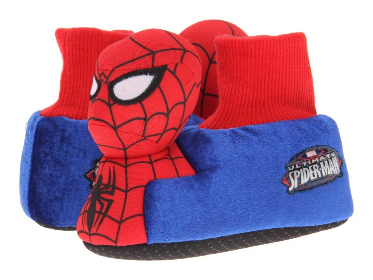 ultimate spider-man shoes