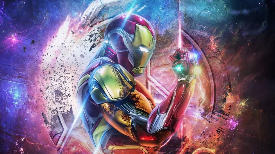 Infinity Iron Man