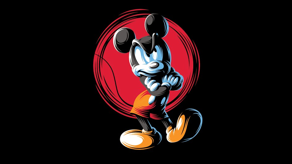 Angry Mouse