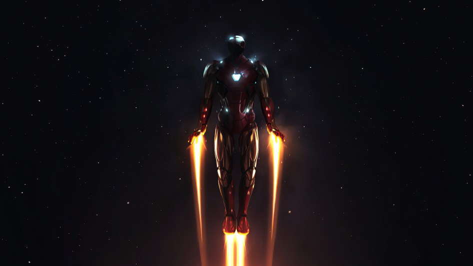 iron man vertical