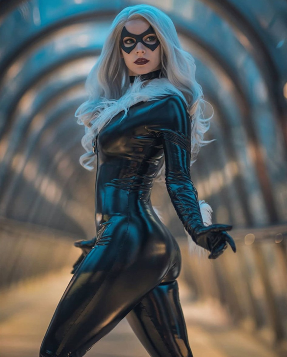 Enji Night as Black Cat
