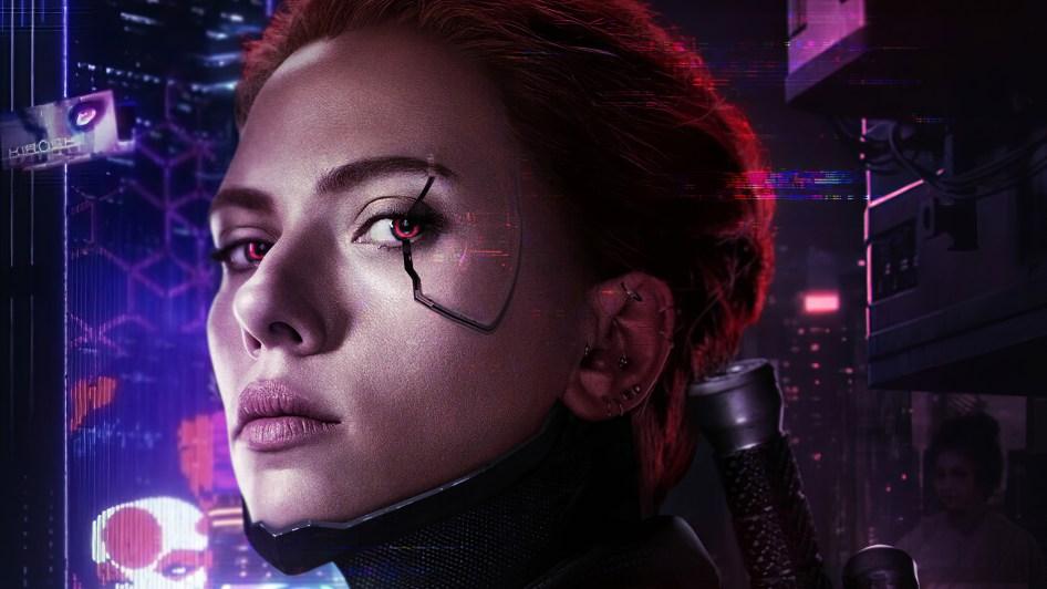 cyber black widow