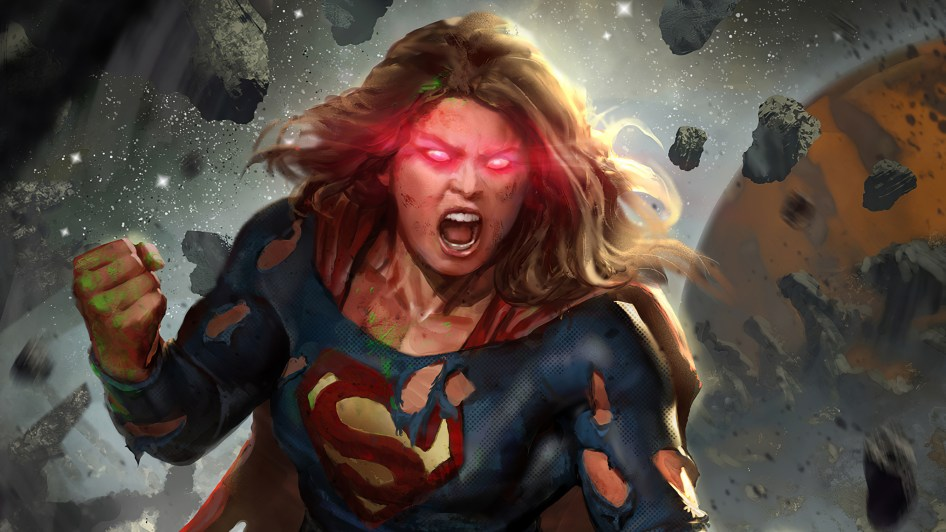 Supergirl will smash