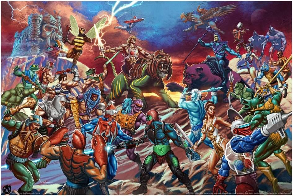 He-man cast