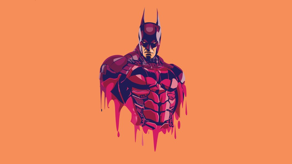 Dripping With Batman