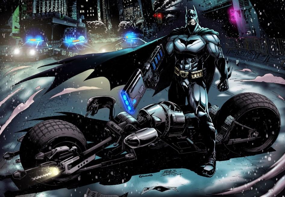 Batman With A Gun