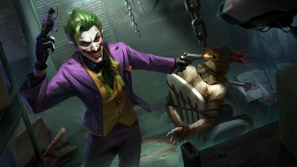 The Joker Is An Executioner