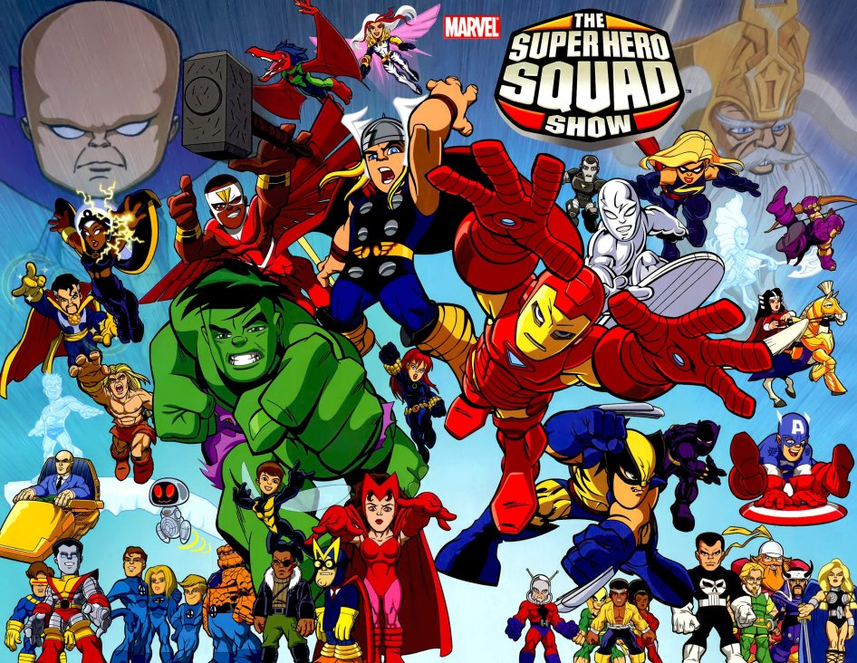 The Superhero Squad Show