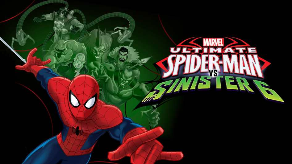 Ultimate Spider-man vs The Sinister Six