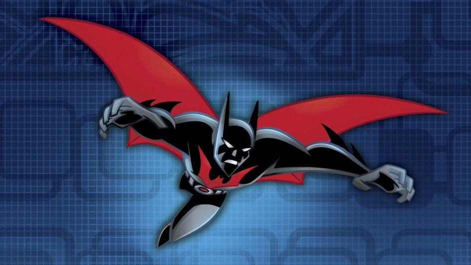 Batman Beyond jump
