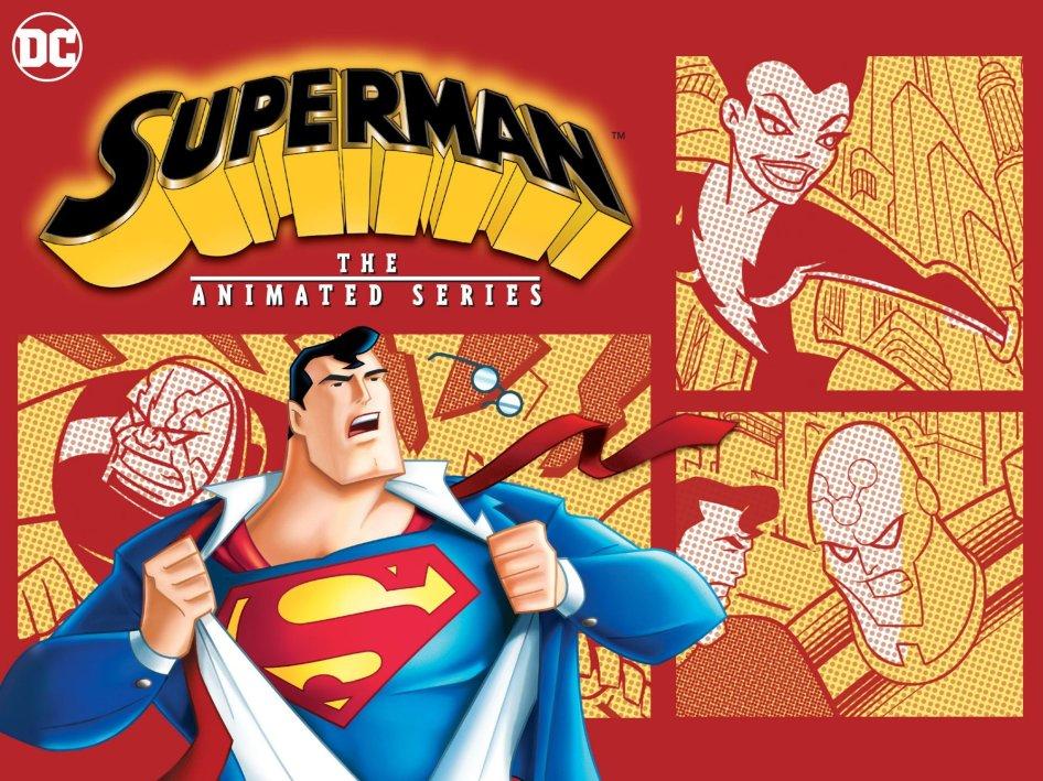 Superman Animetd