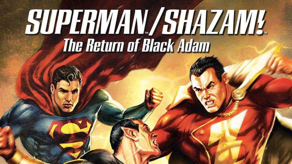 Superman v Shazam