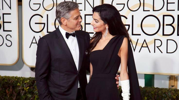 Strage in Florida: il gesto generoso di George Clooney e sua moglie