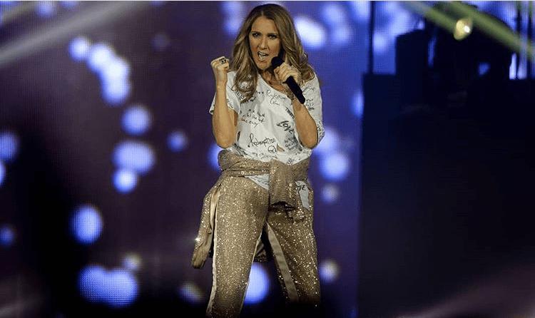 Céline Dion non sta bene, annullati i suoi prossimi concerti