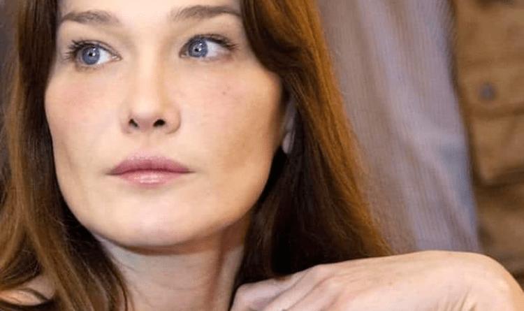 Carla Bruni difende il figlio vittima di insulti antisemiti