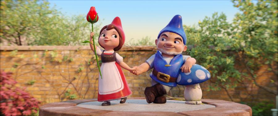 Sherlock Gnomes, tornano gli gnomi da giardino più amati del cinema (TRAILER)