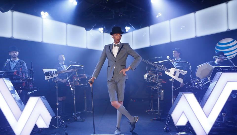 """Stromae: è tornato sul palco il cantante di """"Alors on danse"""" (VIDEO)"""