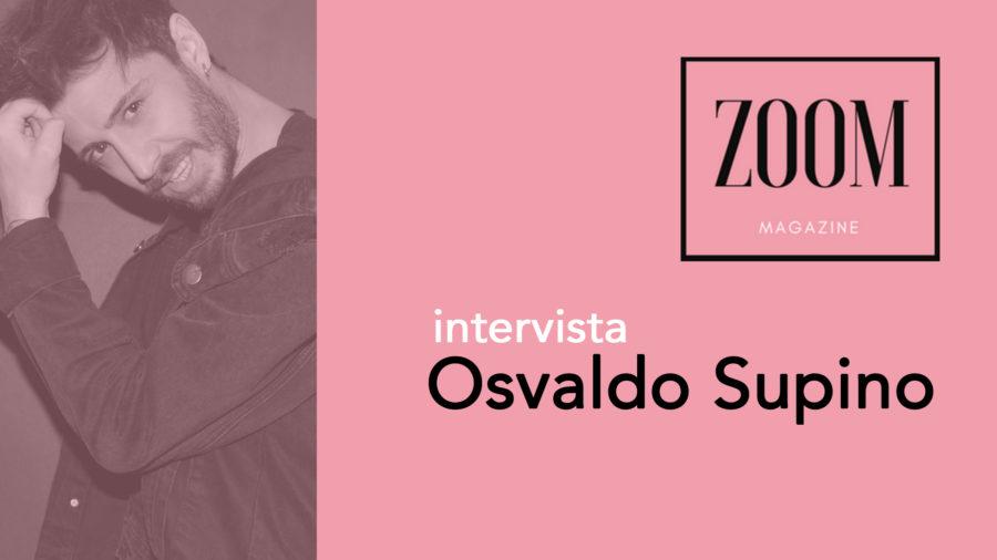 """""""Amati"""", Osvaldo Supino: """"Appena l'ho ascoltata non potevo non sceglierla"""" (INTERVISTA VIDEO)"""