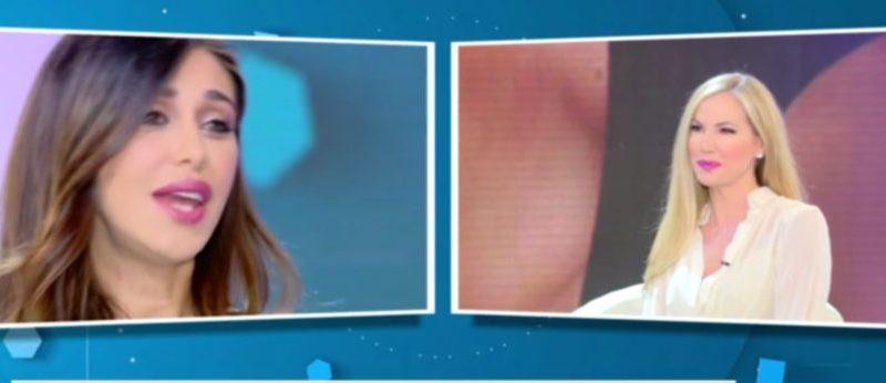 """Mattino 5, Belen Rodriguez: """"Iannone è una persona meravigliosa"""" (VIDEO)"""