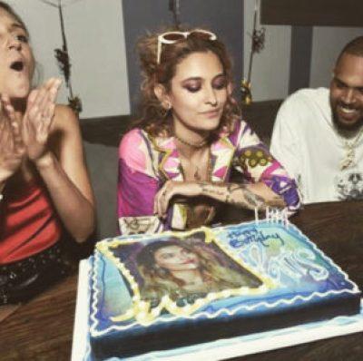 Paris Jackson compleanno