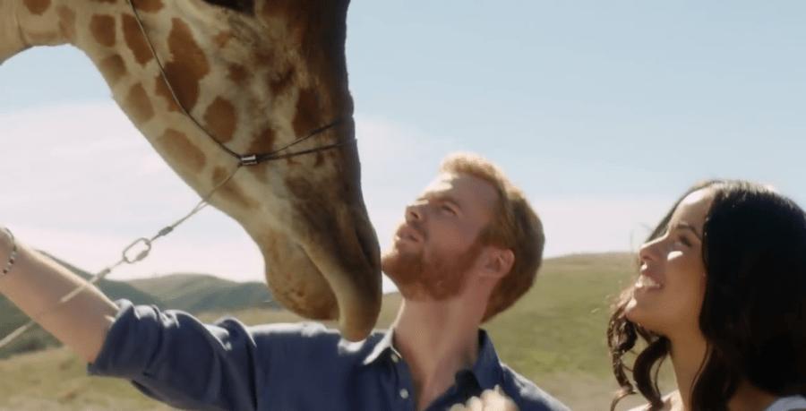 """Scene hot in """"A Royal Romance"""", il film tv sul principe Harry e Meghan Markle"""