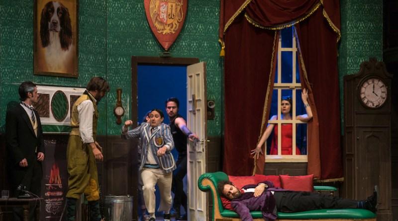 """Si ride al Brancaccio di Roma con """"Che Disastro di Commedia"""" (dal 5 all'8 aprile)"""