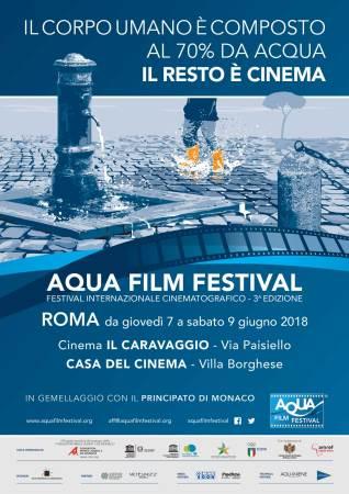 aqua film festival roma