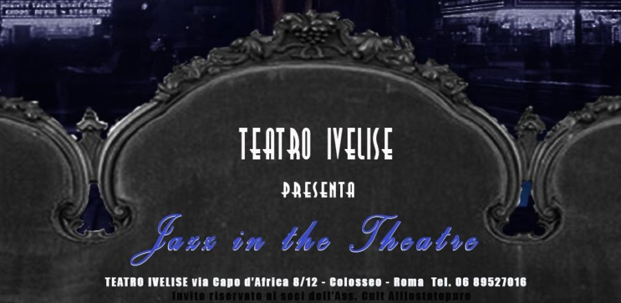 Jazz in the Theatre: al Teatro Ivelise la splendida voce di Valeria Rinaldi