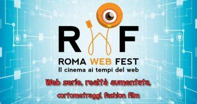 Roma Web Fest: ecco il bando per partecipare alla sesta edizione