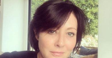 Shannen Doherty continua la sua lotta contro il tumore Dovrò sottopormi ad un intervento chirurgico
