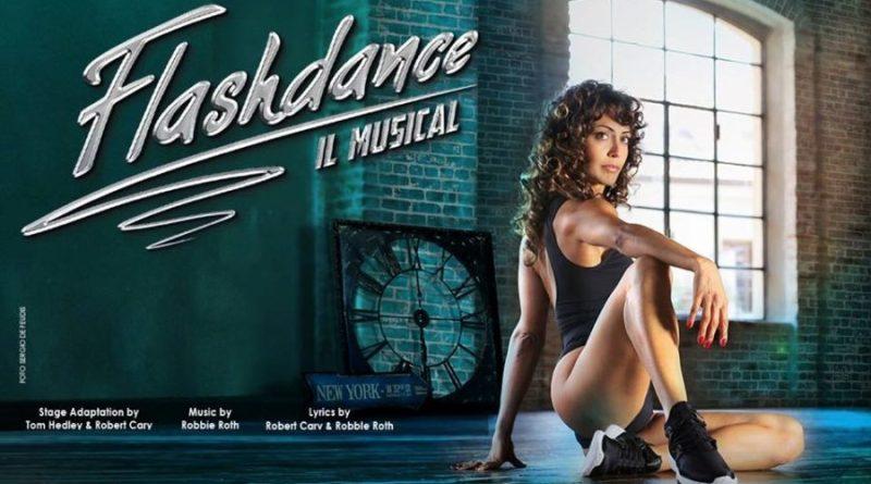 """Amici 4, Valeria Belleudi protagonista di """"FLASHDANCE il Musical"""". Le date del tour"""
