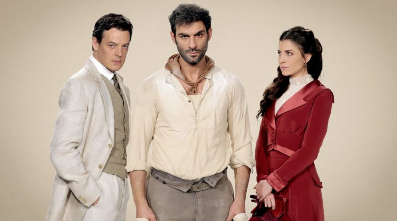 Sacrificio d'amore: su Canale 5 la seconda stagione della fiction italiana in costume