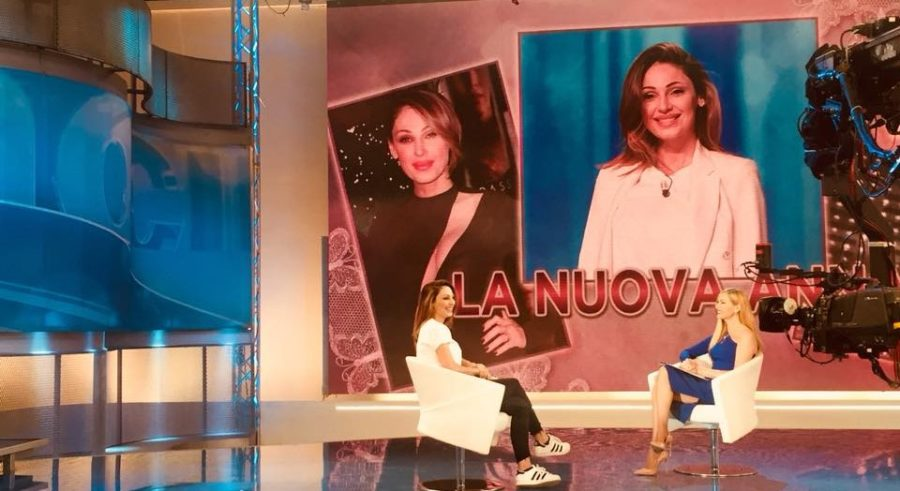 Mattino Cinque, Anna Tatangelo confessa il suo sogno per il futuro