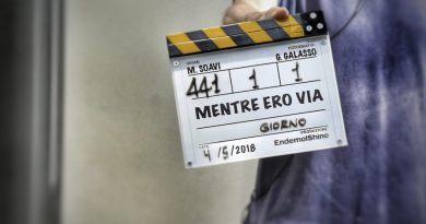 Mentre ero via: Vittoria Puccini e Giuseppe Zeno sul set della nuova fiction di Rai 1